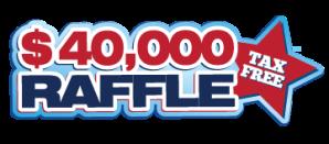 MSL's $40,000 Tax-Free Raffle