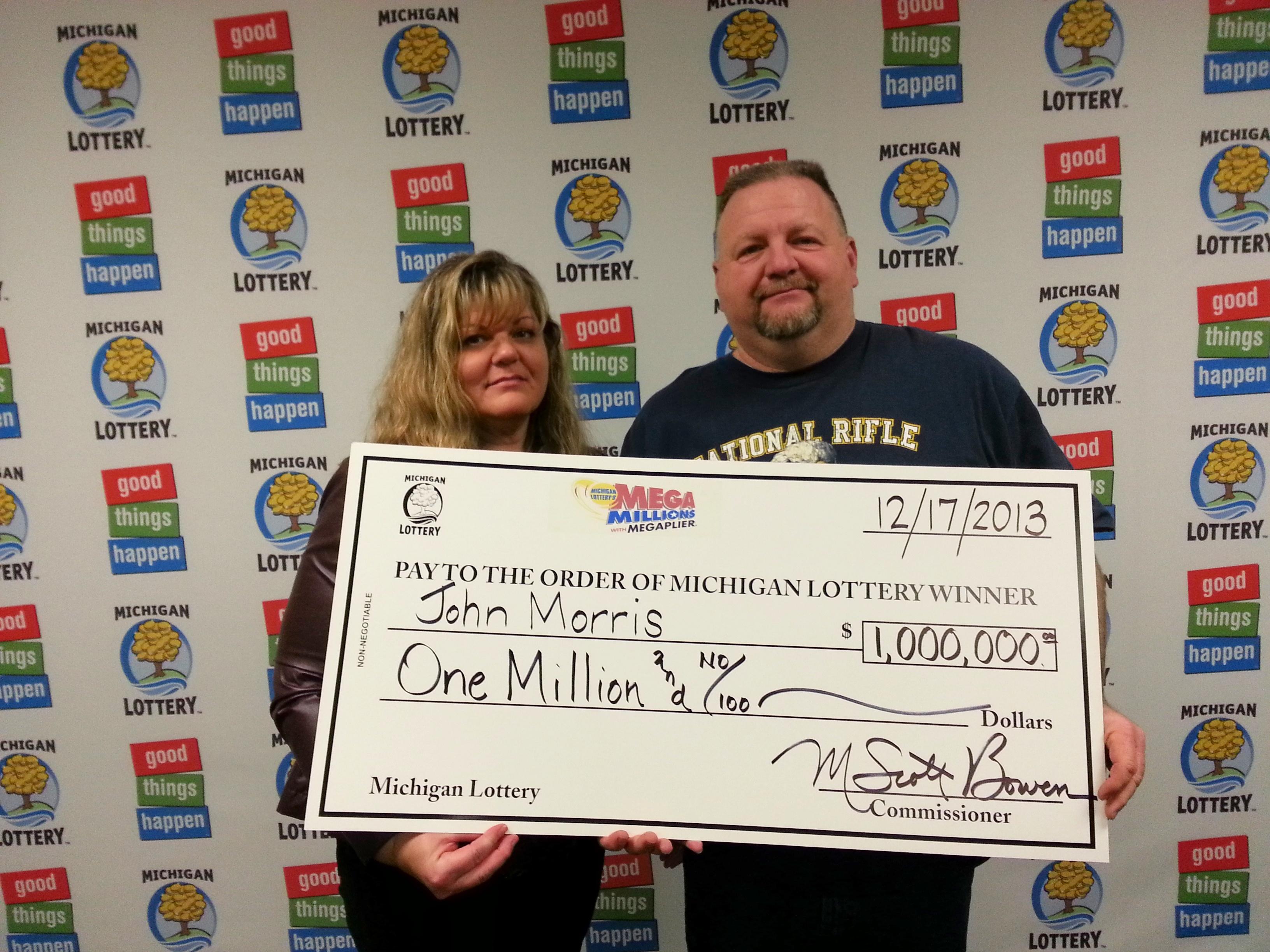 Michigan Lottery Mega Millions