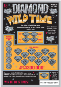 Diamond Wild Time IG# 680