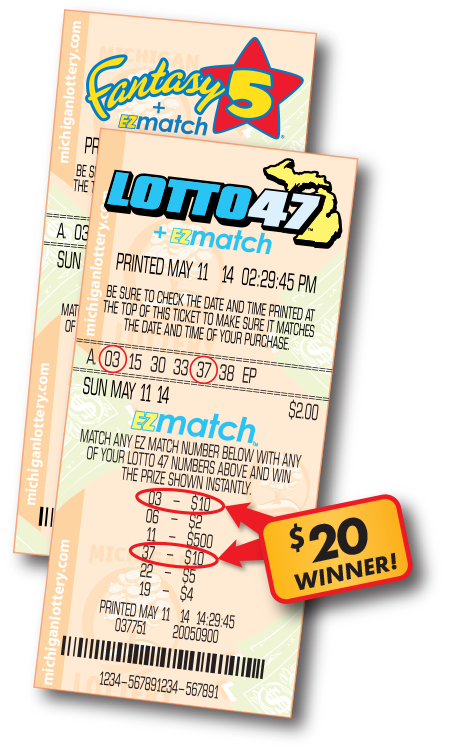 Michigan Lottery Players Can Now Win Up to $500 Instantly With New ...