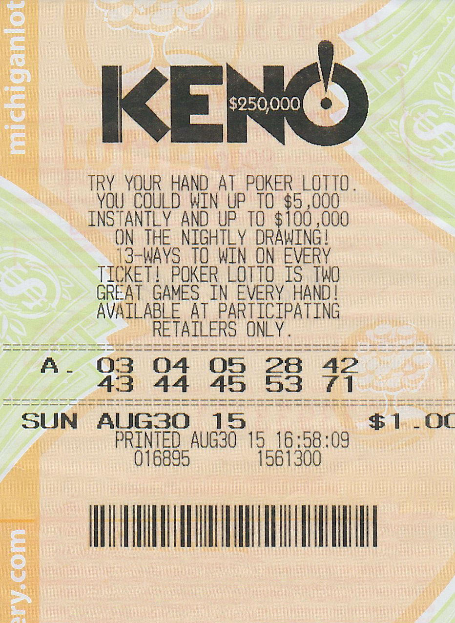 mi lottery keno numbers