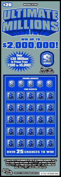 MI Ultimate Millions 742