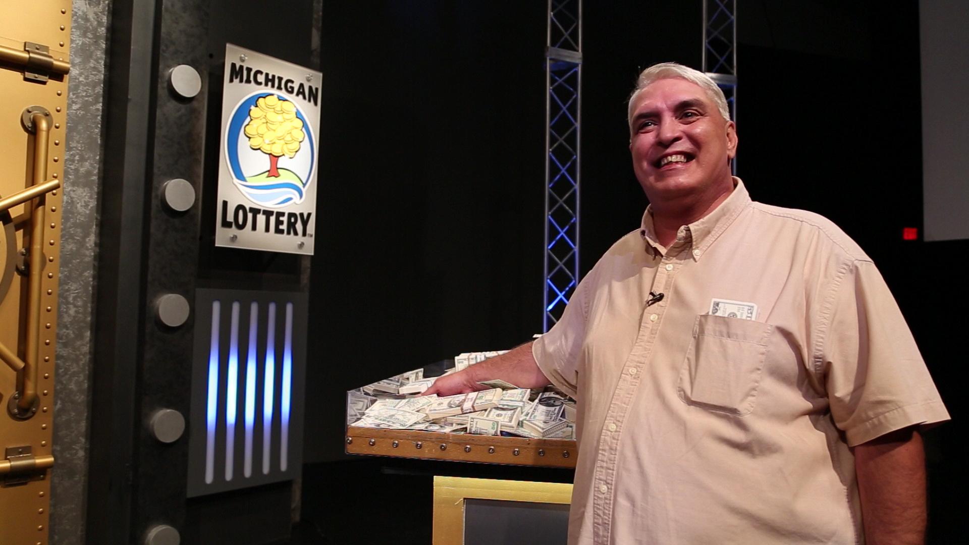 Burton Man Wins $1 Million on Michigan Lottery's ...