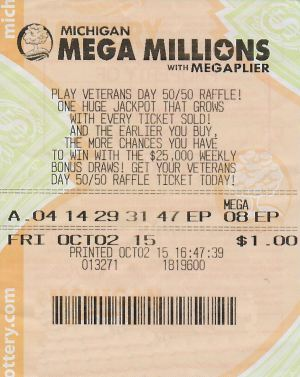 11.16.15 Mega Millions 10.02.15 Draw Annie Toyer Lucas County