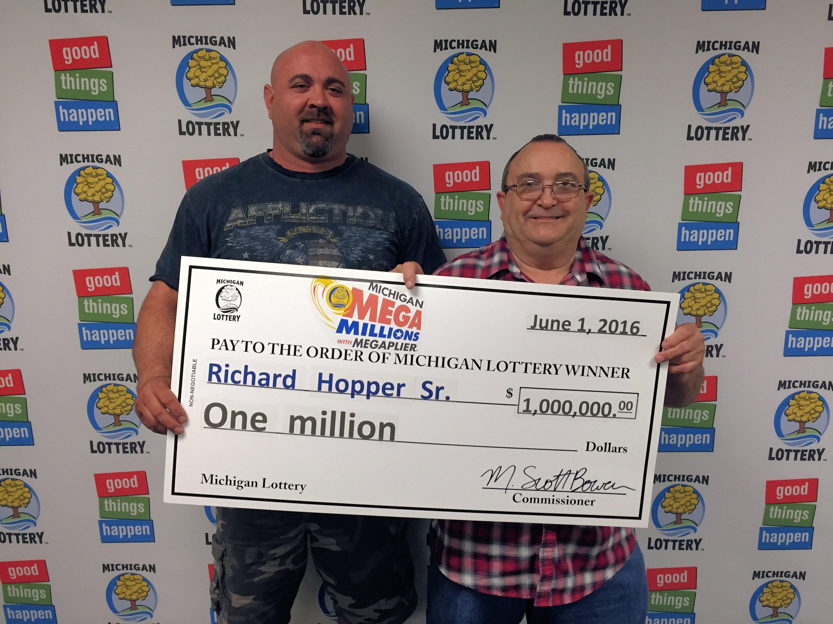 Niles Man Wins $1 Million Mega Millions Prize | Michigan ...