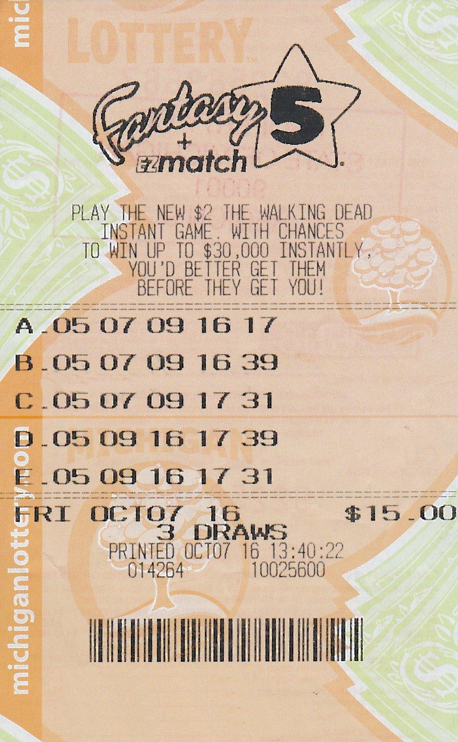 Lotto 10.09.16
