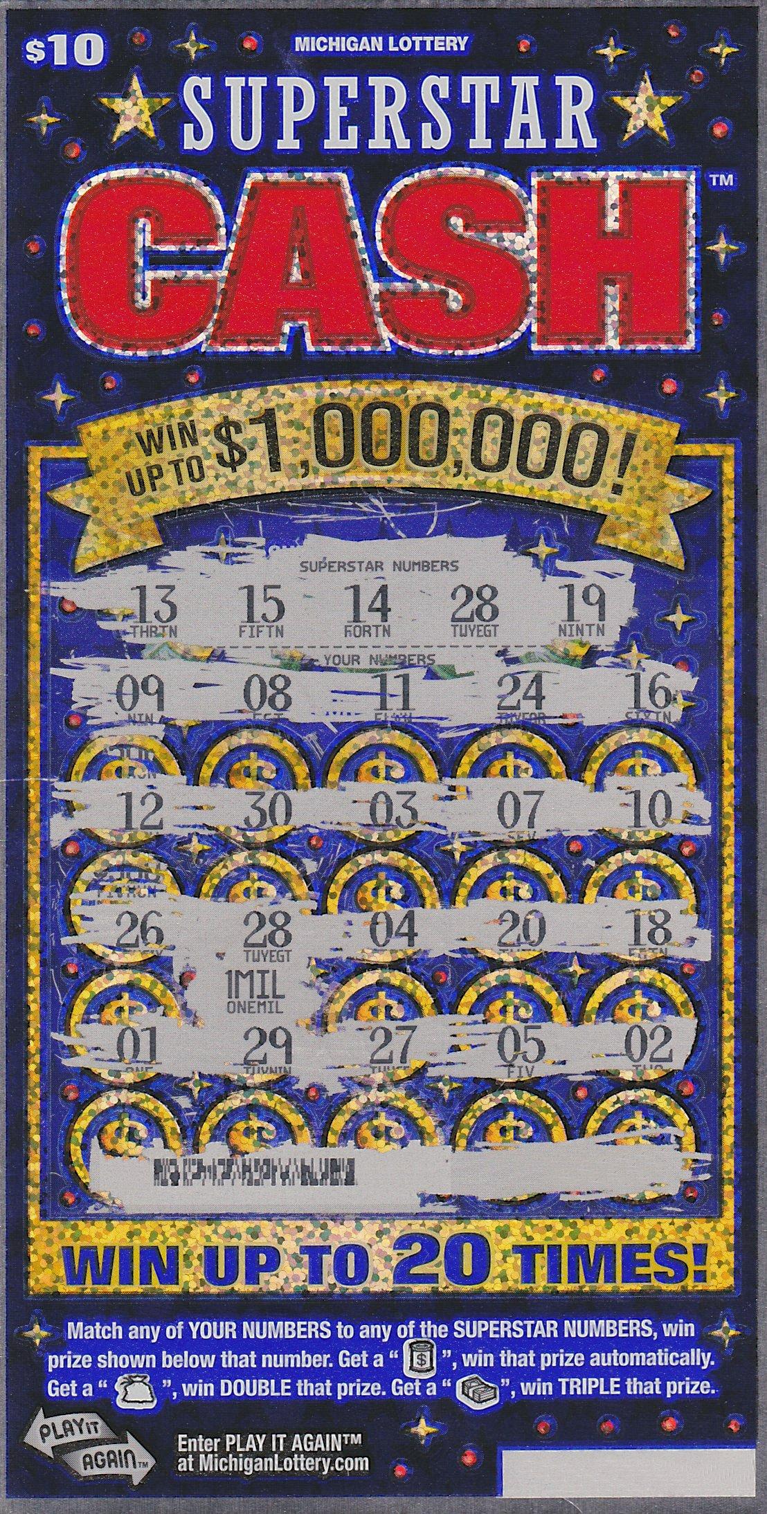 Michigan Lottery