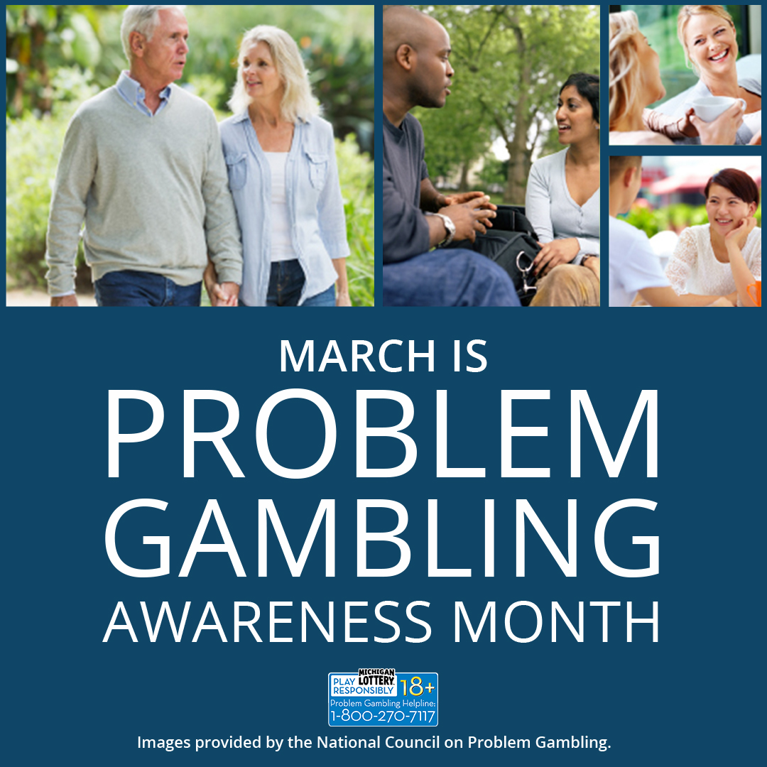 Gambling awareness