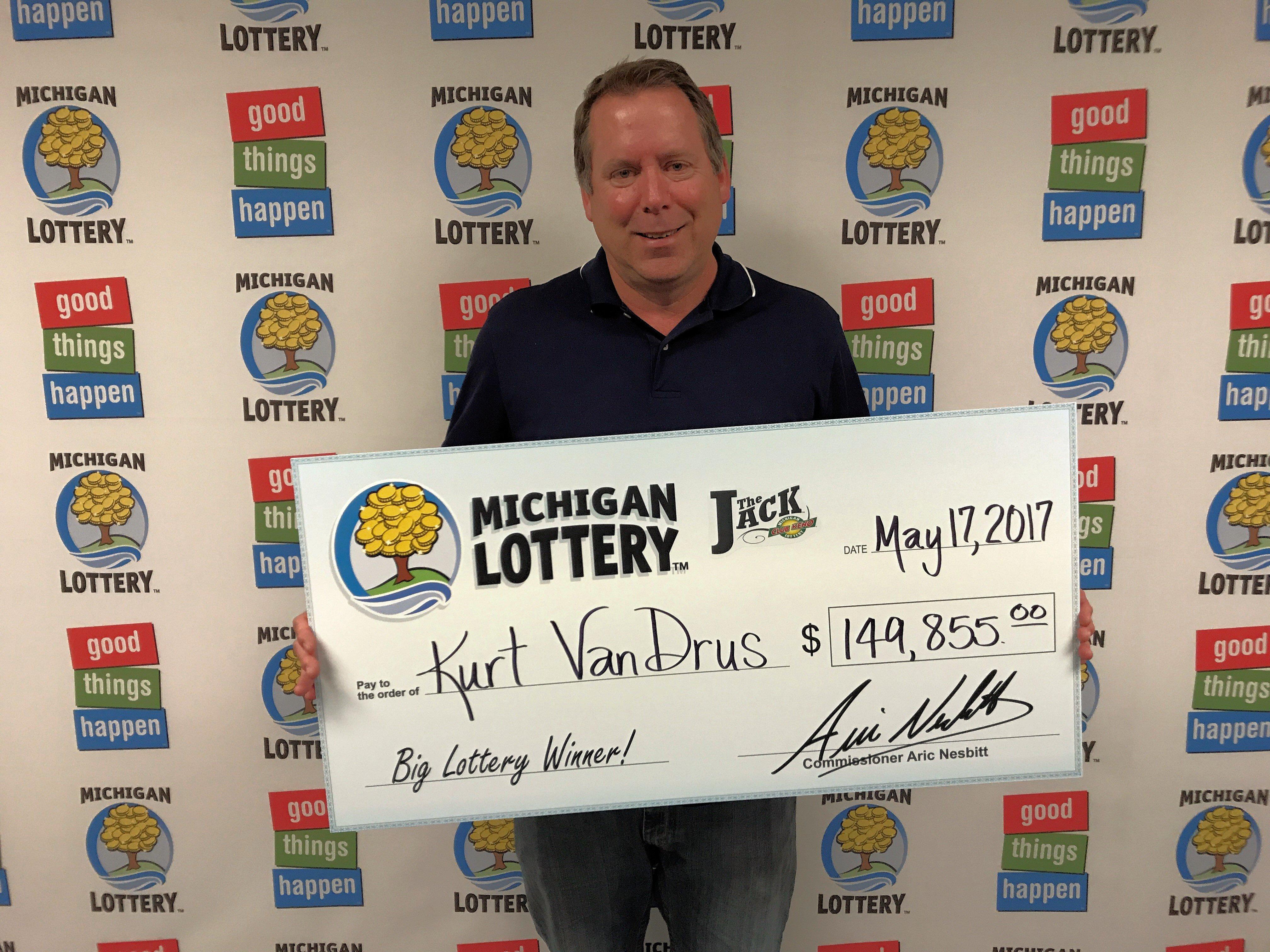 Michigan club keno live draws