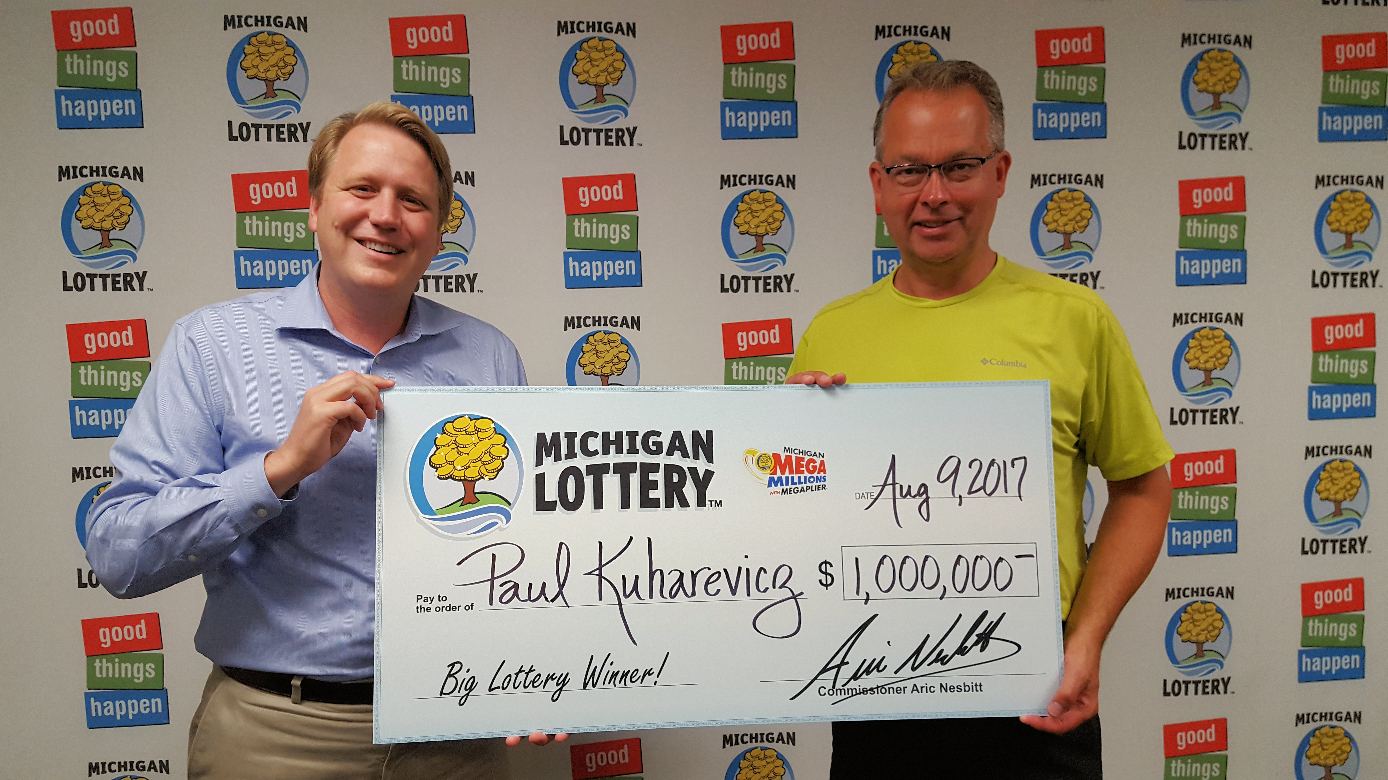 Canceled Flight Led Michigan Man To Purchase Winning Lotto Ticket Upi Com