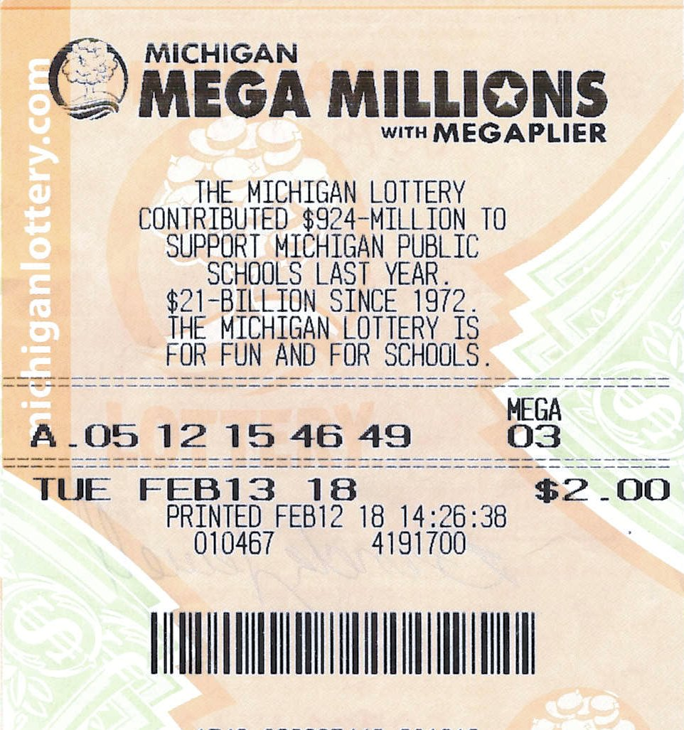 mega millions sweepstakes phone call michigan lottery connect 4415