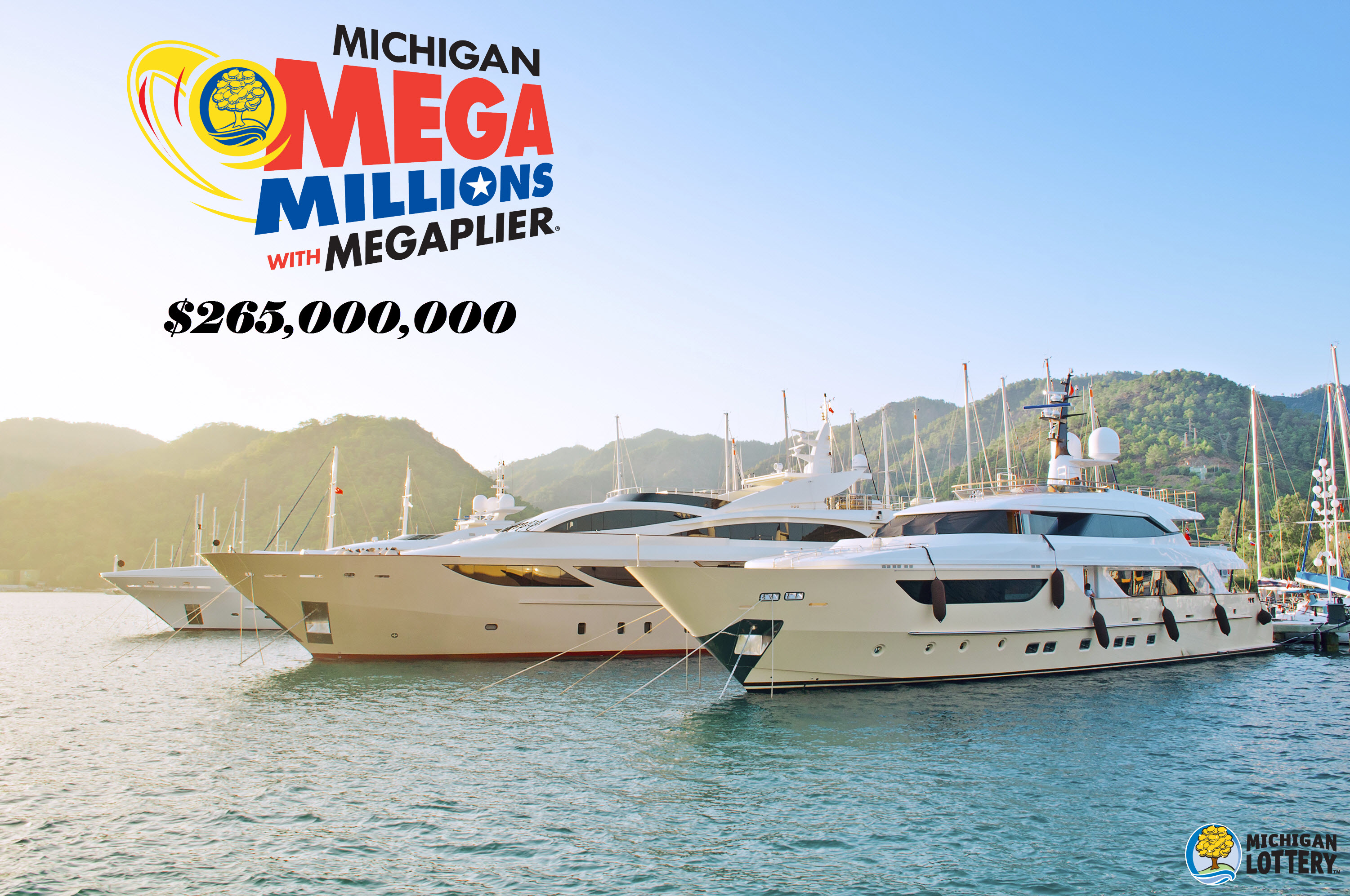 Mega Millions Jackpot Climbs To 265 Million Michigan